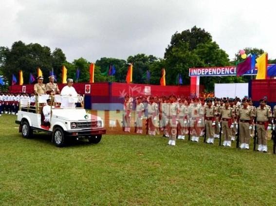 Manik's biggest humiliation in Tripura's history : Doordarshan rejects Anti-National propaganda