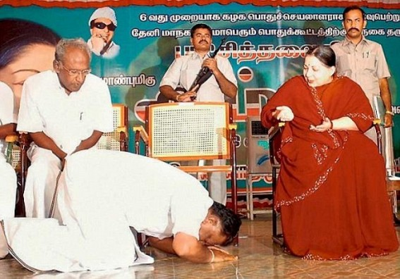 Theatre of the absurd in Tamil Nadu