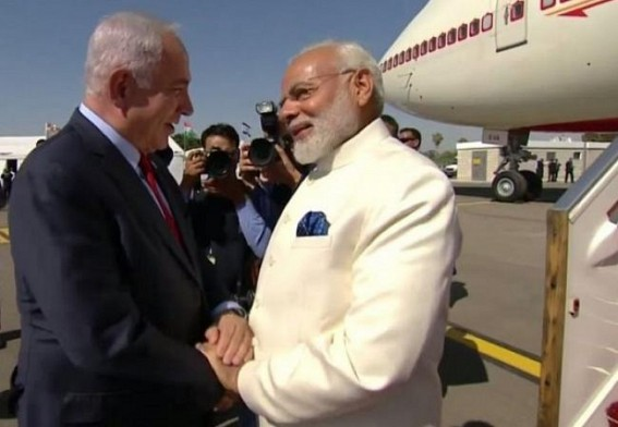 Our World: Modi and Israel's coming of age