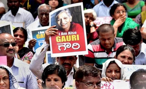 Why Outrage Only For Gauri ?
