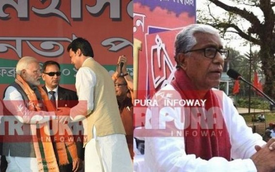 Understanding CPI-M's setback in 2018 Tripura Assembly Election : An insider's view