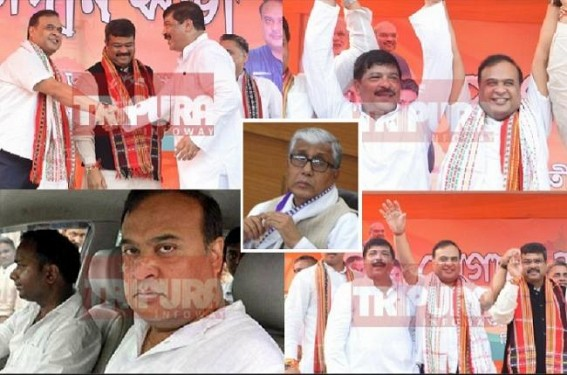 A High-stakes poll for 'Red Fort' Tripura