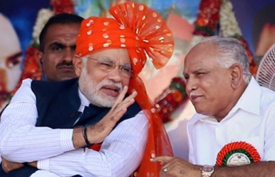 Modi's burden has become heavier after Karnataka setback