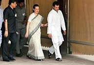 Fugitive prince: Is there a rift between Sonia and Rahul?