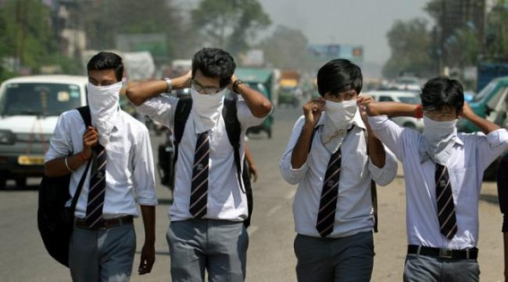 'Act now for improved air quality in 15-20 years'