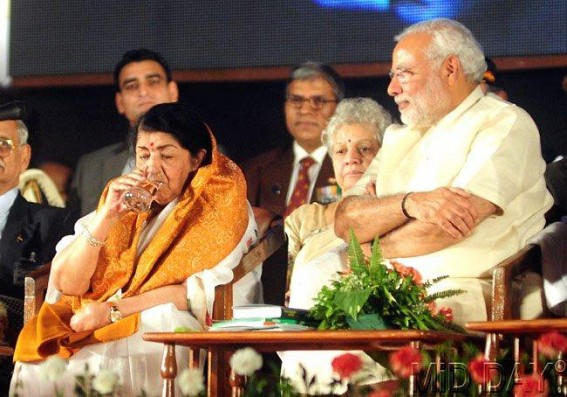 Soul is missing from songs nowadays: Lata Mangeshkar