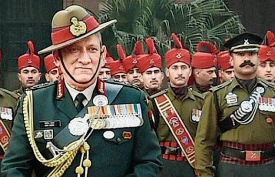 Integrated command among three forces must happen: Indian Army chief