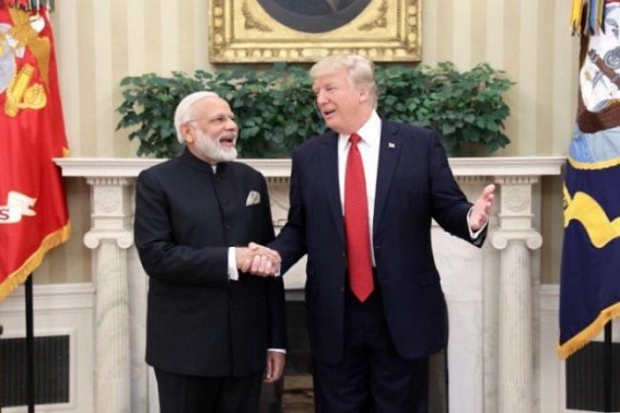 India, US will together remove radical Islamic terror : PM Modi