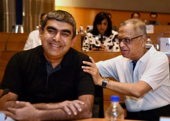 Increasing automation, Infosys spat disrupted India's IT industry