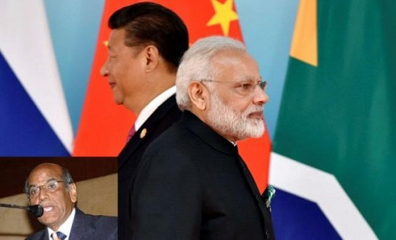 Convergence between India and China has diminished: Shyam Saran