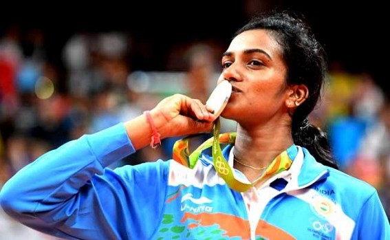 India has immense talent, a second Sindhu possible: P.V. Sindhu