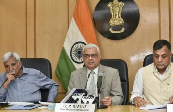 EC working on formula to boost voter confidence in EVMs: Chief Election Commissioner
