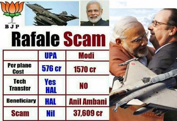 Modi government violated procedures in Rafale deal: Kapil Sibal