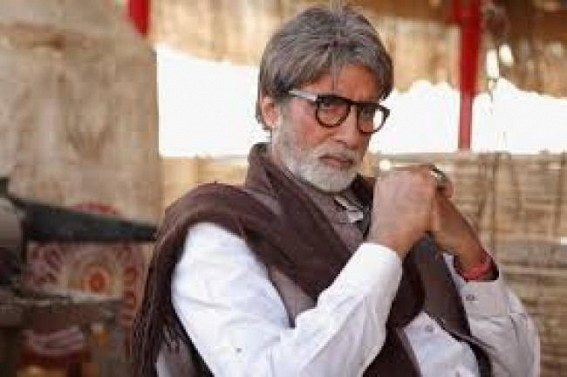 I have no legacy to leave behind: Amitabh Bachchan