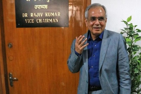 With 90% tax on petrol & diesel, bringing them under GST impractical: NITI Aayog Vice Chairman