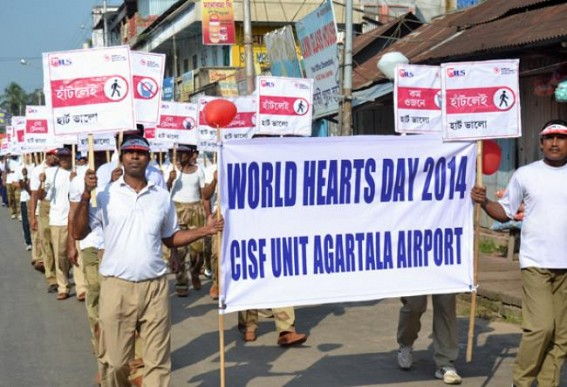 World Hearts Day 2014 celebrated