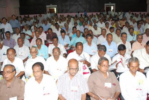 EPFO felicitates pensioners