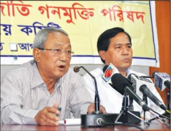 Gana Mukti Parishad meets CM, says CIA active behind Twipraland