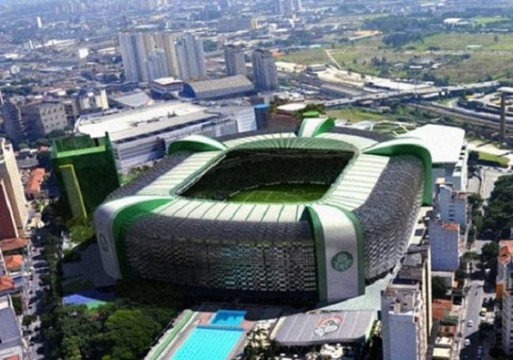Sao Paulo stadium given clearance for World Cup opener