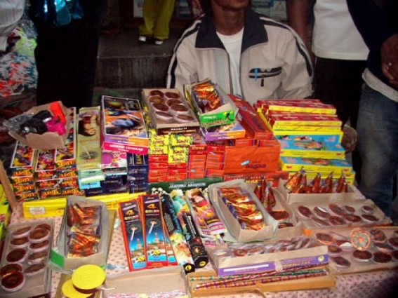 DM imposes restriction on bursting crackers