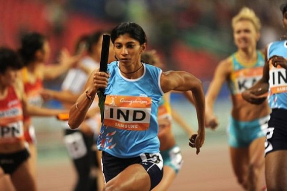 AFI clears women's relay teams for Asiad
