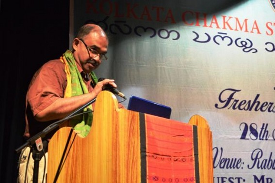 Speakers at Chakma Students Meet advocate 'ethnic reconciliation'