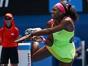 Serena beats Garbine to enter Australian open quarters