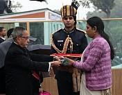 Ashoka Chakra for two fallen bravehearts on Republic Day