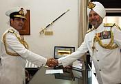 Navy's eastern fleet gets new chief