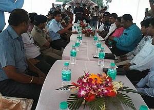 Modi-Hasina to inaugurate Kamalasagar Border Haat from Dhaka during India PM's Bangladesh visit June 6,7 : Bangladesh, India District Administrations held joint meeting