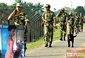Youth tortured by 158 BSF Battalion : victim accused of smuggling at Indo-Bnagla border