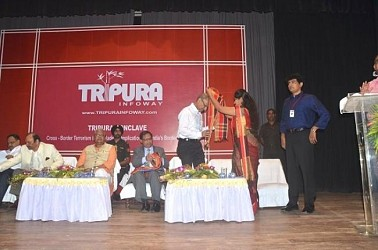 3rd Tripura Conclave held at Sukanta Academy. TIWN Pic Aug 26