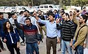 Will not spare who raise anti-India slogans, says Rajnath