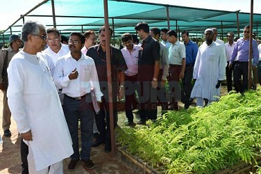 CM visited Sonamura. TIWN Pic July 26