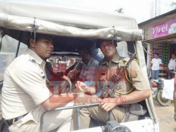A narrow escape from trafficking: culprit arrested under media's pressure