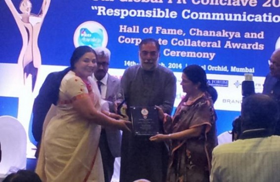 ICCR honours foreign students with alumni award