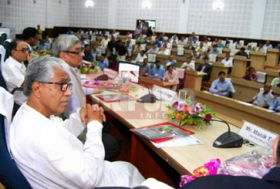 10 states noticed for 'Grievance Redressal' by Central Govt in MGNREGA : Tripura fails to submit report within April 5 : last date of sending status Friday