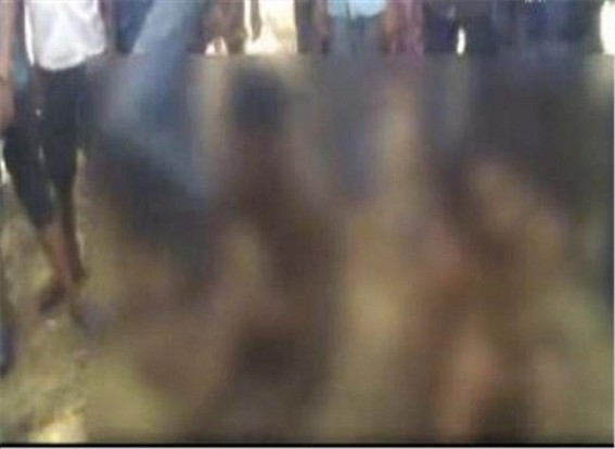18 arrested for parading couple naked in Rajasthan