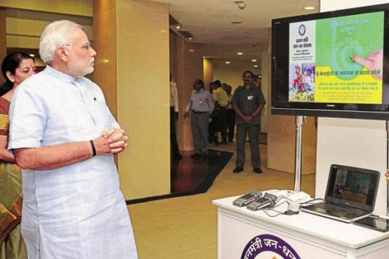 Government must be enabler, not regulator: Modi