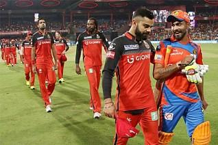 IPL: Gujarat thrash RCB by seven wickets