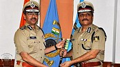 Bhatnagar takes charge as CRPF chief