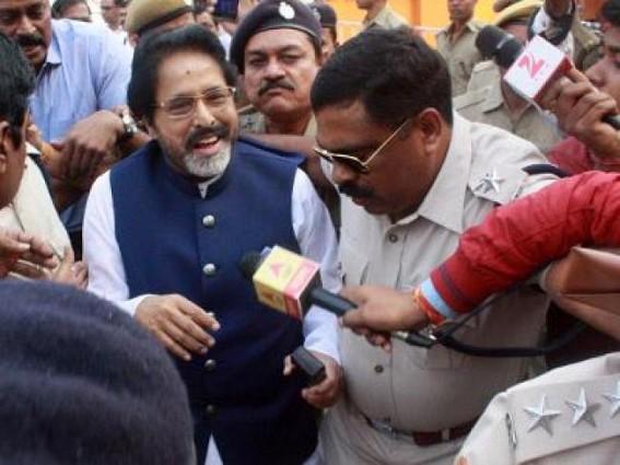 Trinamool MP granted bail by Orissa High Court