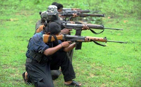 3 Maoists surrender to CRPF in Chhattisgarh