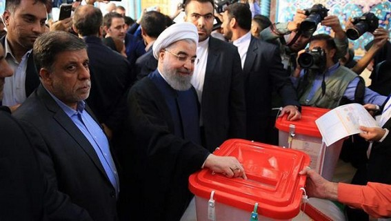 Iran votes to pick next President