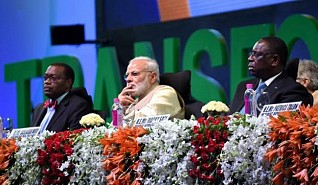 Modi pushes for Asia-Africa growth corridor with Japan