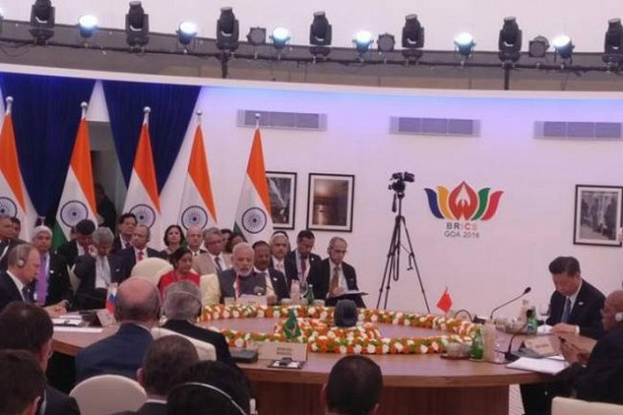 Brics Foreign Ministers meet, India raises terrorism issue