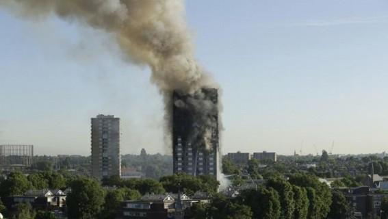 79 feared dead in London tower fire