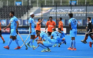 Malaysia knock India out of HWL Semi-Finals