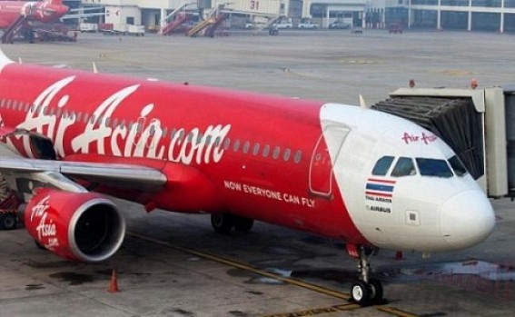 Bird hits AirAsia flight, narrow escape for passengers