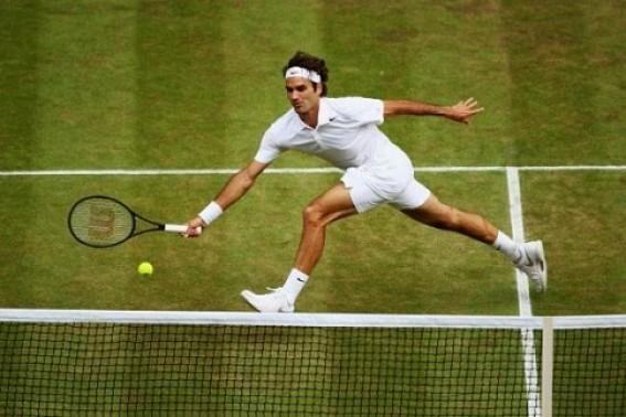 Federer sails into 11th Wimbledon final
